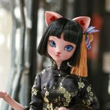 1/4 Black&Gold Oriental Dress(MC-005)