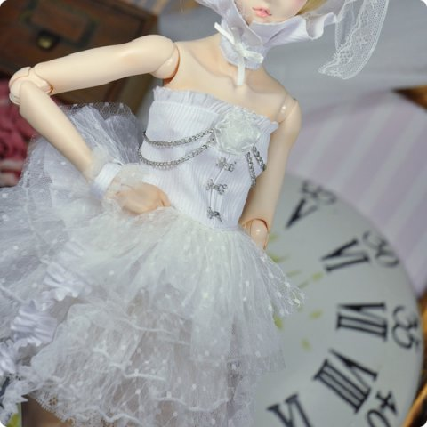 CMD000037 Silent White MSD Ver.